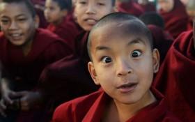 مراسم مذهبی بودایی ها در تبت