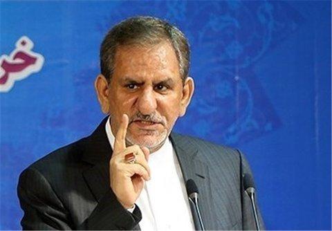 جهانگیری به اروپاییها: بازگشت ایران به برجام بسیار ساده است/اراده کنیم در چند ساعت، همه تعهدات را اجرایی میکنیم/دنیا بدانند با کشوری بی اراده رو به رو نیست
