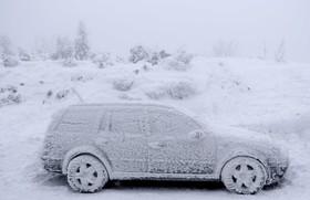 یک روز سرد در هوراش در جمهوری چک