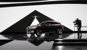 نمایشگاه خودرو دیترویت: اینفینیتی کیو ایکس 50 نمونه