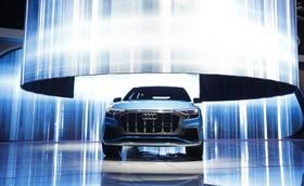 نمایشگاه خودرو دیترویت: آاودی کیو هشت اس یو وی
