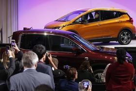 نمایشگاه خودرو دیترویت:شورولت بولت و وانت دوکابین هوندا ریجالین برندگان بهترین خودروهای نوع خود در سال 2017