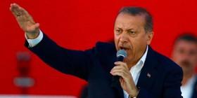 اردوغان: وزیر خارجه آلمانیها میخواهد به ما درس بدهد