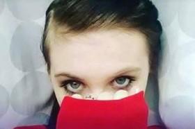 جنجال خودکشیِ آنلاین دختر 12 ساله! + تصاویر