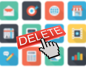 5 اپلیکیشنی که باید همین حالا از گوشی یا تبلت خود حذف کنید