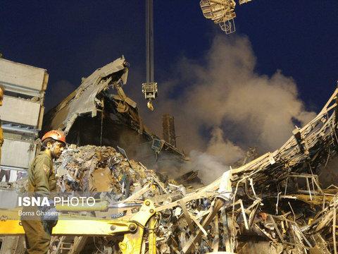 اسناد درخواست مجوز ساخت ساختمان حدید پلاسکو منتشر شد