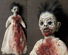 ترسناک ترین عروسک های ساخته شده (+18)