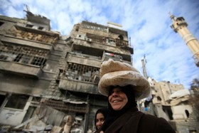 حلب پس از پایان محاصره