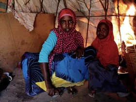 سرزمینی که در آن به زنان بهخاطر خشکسالی تجاوز میشود+تصاویر