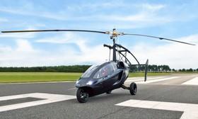 خودرو پرنده هلندی+تصاویر