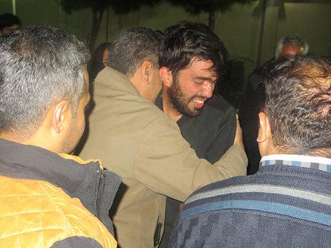 رهایی گروگان 25 ساله پس از 21 روز
