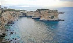نقوش زیبای صخرهها بر اثر فرسایش آب +تصاویر