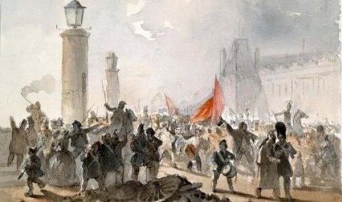 تشنگان قدرت در فرانسه دنبال «انقلاب»اند