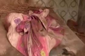 آدمخوار هنگام خوردن پسربچه دستگیر شد +عکس