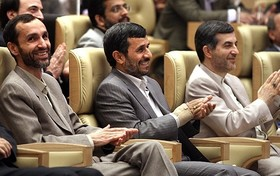 احمدينژاد مشايي و...