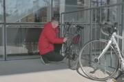 اختراع مجدد قفل برای وسیله نقلیه دوچرخ