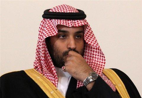 درخواست ولیعهد سعودی از دولت عراق برای میانجیگری بین ایران و عربستان
