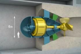 تولید برق با ساخت تالاب مصنوعی و استفاده از جزر و مد دریا