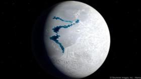 """چگونه زمین به یک """"گوی برفی"""" تبدیل شد؟"""