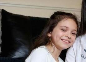 دختر 8 ساله خواهرش را به دنیا آورد ! + عکس