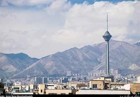 تهران خنک شد