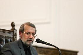لاریجانی: پارلمانها صدای ملتها هستند