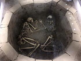 ۵۰۰۰ سال پیش ایرانیها چطور دفن میشدند؟ + تصاویر