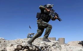 عملیات نظامی نیروهای افغان در جلال آباد
