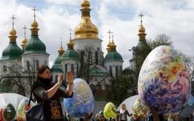 کلیسای صوفیه در کیف اوکراین