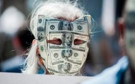 تظاهرات علیه ترامپ برای افشای پرونده مالیاتی اش در ماساچوست آمریکا