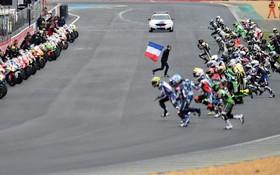 مسابقه موتور سورای در فرانسه