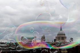 حباب سازی در لندن