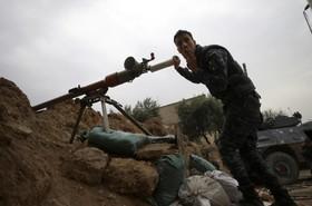 جنگ با داعش در موصل عراق