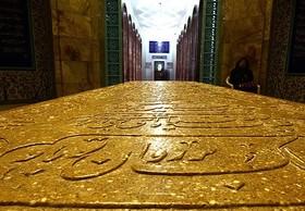 عکس هایی زیبا از آرامگاه سعدی در شیراز+تصاویر