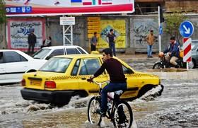 بارش شدید باران در 6 استان کشور/ احتمال وقوع سیل و آبگرفتگی معابر در برخی استان ها