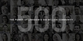 تعداد کاربران لینکدین از ۵۰۰ میلیون نفر عبور کرد