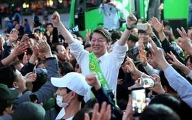 آهن چولسو نامزد ریاست جمهوری در کره جنوبی