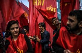 روز جهانی کارگر ترکیه