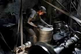 کارگاه تولید وسیالی آلومینیومی در بنگلادش