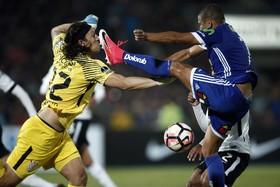 سانتیاگو شیلی صحنه مسابقه جام آمریکای جنوبی