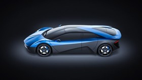 خودروی تمام الکتریکی