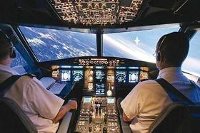 چرا خلبان سرگیجه نمیگیرد؟