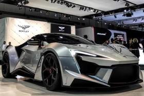 10 مدل افسانهای از گرانترین خودروهای جهان +تصاویر
