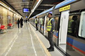 خط ۷ مترو از امنیت کامل برخوردار است