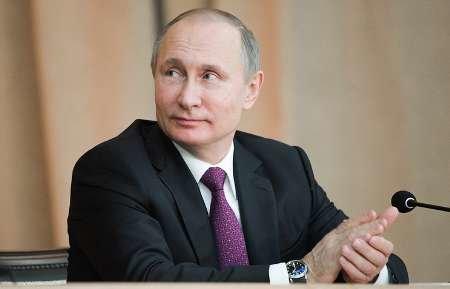 پوتین، نامزد انتخابات روسیه می شود
