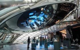 نمایشگاه انرژی در آستانه مرکز قزاقستان و غرقه قزاقستان