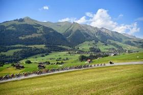 مسابقه دوچرخه سواری دور سوئیس