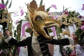 نمایشگاه گل در روسیه