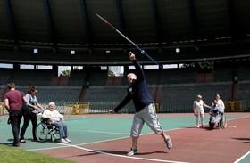 المپیک سالمندان در بروکسل