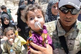 آوارگان در موصل عراق و ادامه جنگ با داعش
